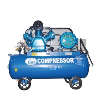 Belt-Drive Double Stage Air Compressor